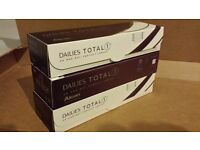 Dailies Total 1 contact lenses (90 days)