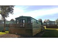 Static caravans - 2 and 3 bedroom models Wild Rose Appleby Lake district yorkshire dales