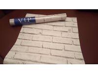 Brick affect Wall paper