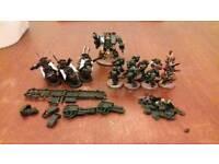 Warhammer 40k space marines dark angels