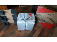 Wharfedale diamond 10.1 Rosewood speakers With original manuals and Boxed