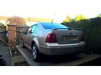 2003 VW Bora TDI PD Sport - Very much loved family car. Immaculate condition - MUST SEE