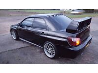 subaru wrx sti replica 260 hp hpi clear full history new engine forge parts about 12 weeks ago
