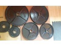 Olimpic plates
