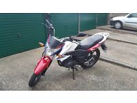Sinnis SP125 Very Low Miles Quick Sale