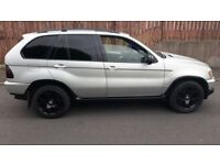 BMW X5. 3.0D,2004.Selling/Swap MOT 12/06/19(audi,mercedes,jeep,honda)