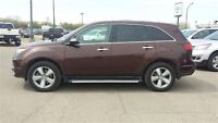 2010 Acura MDX 3.7L Technology Package, Leather, Sunroof