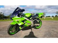 Kawasaki ZX9R - 2000 (W) - Stunning Condition Throughout