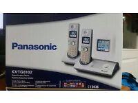 Brand New Panasonic KG-TX8102 Cordless Phone