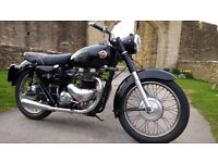 Matchless G12 650, superb condition