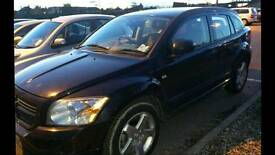 Dodge Caliber for sale 1 years MOT