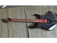 Used, IBANEZ RG507 EDGE TREM MADE IN JAPAN for sale  Falmouth, Cornwall