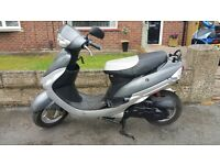 Pulse 49cc Moped - Good Runner - Good Condition