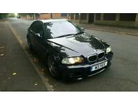 Immaculate BMW E46 M3 Carbon Black Manual S/roof 88k