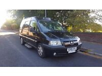 PEUGEOT EXPERT E7 HACKNEY TAXI WHEELCHAIR ACCESSIBLE ,