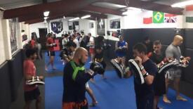 Muay Thai Kickboxing Classes
