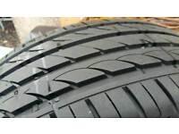 Van/camper tyres xl load x 2