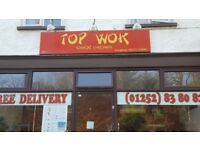 1. looking for Delivery Driver/ Counter Staff