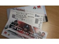 Pakistan v England IT20 Manchester, 1 TICKET FOR SALE!! ROW 21 SEAT 92!! STAND D!