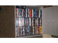 dvds/ps3 games/cd roms/gameboy games/wii game
