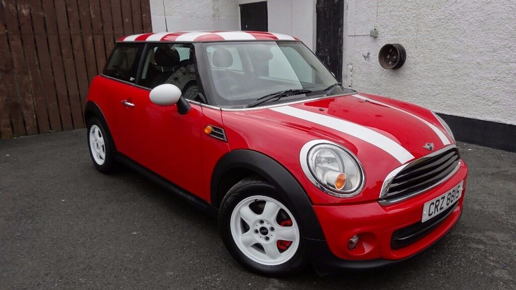 2011 Bmw Mini 16 First Low Insurance Model Perfect First Car