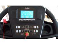 Reebok Z9 Tredmill. Used twice..