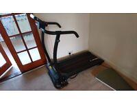 Salus sport lite treadmill, very good condition