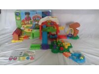 Nearly New, Immaculate VTech Baby Toot-Toot Animals Farm