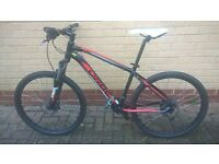 2014 Orbea mx 30 29insh hardtail mountain bike