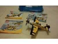 Aeroplane Lego Set