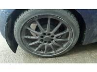 Alloy wheels 4x100/4x108