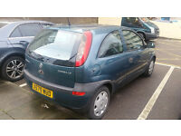 VAUXHALL CORSA 2001 **QUICK SALE*** GREAT CONDITION £400