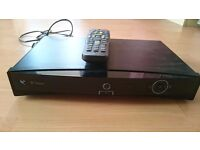 BT Vision 500GB recorder with viewing card