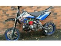 Pit bike 125cc 140cc yx140 frame