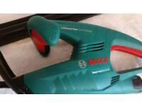 Bosch easyheadge trimmer