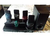 RCA DVD player Home Cinema Speakers