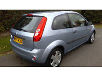 FORD FIESTA 1.2 STYLE***69,000 MILES***EXCELLENT CLEAN CONDITION***DRIVES GREAT***5 MONTHS M.O.T.***
