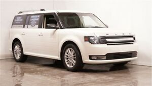 2014 Ford Flex SEL/TOIT PANORAMIQUE/AWD/MY FORD TOUCH/SIEGE CHAU