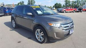 2013 Ford Edge SEL AWD | Navigation | Accident Free Kitchener / Waterloo Kitchener Area image 4