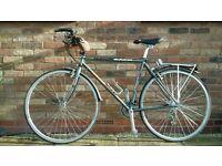 "Ridgeback 503 Trail Men's Hybrid Bike, 21"", Shimano 21 Speed, Good Condition, York - Harrogate"