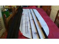 maver medusa feeder rod mint condition