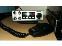 President Andrew j cb radio