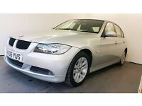 2006 | BMW 320 D SE | NEW CLUTCH/FLY WHEEL | SENSORS | HEATED SEATS | 2 FORMER KEEPERS |FULL HISTORY
