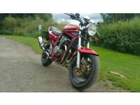 Suzuki bandit 600cc 1997