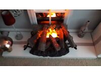 dimplex silverston electric firebasket svt20