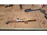 oxy acetylene cutting torch