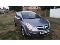 2008 Vauxhall Corsa 1.2cc 90k Low Mileage Long Mot Remote Central Locking P/X Welcome