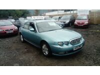 2003 53 ROVER 75 2.0 DIESEL MOT FEB GREAT EXAMPLE BMW ENGINE OPTIONAL WARRANTY £695
