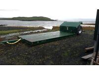 Bailey low load trailer