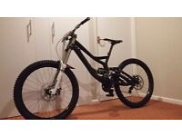 Specialized Demo 8 2014. Downhill Mountain Bike, full sus